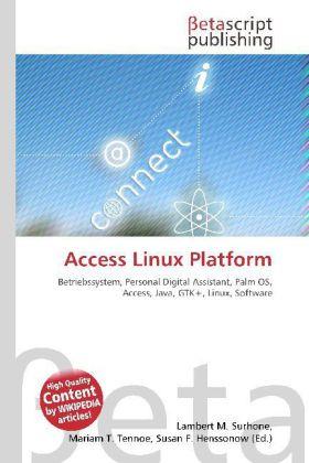 Access Linux Platform als Buch von