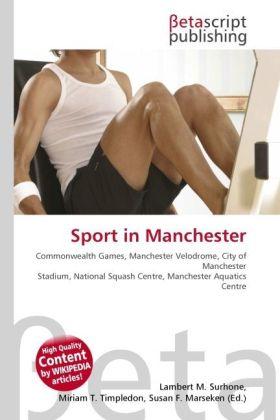 Sport in Manchester als Buch von