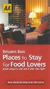 AA BRITAINS BEST PLACES TO STA als Taschenbuch