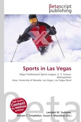 Sports in Las Vegas als Buch von