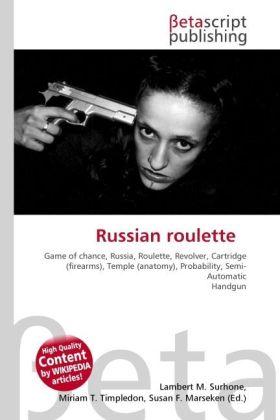Russian roulette als Buch von