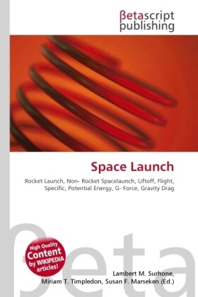 Space Launch als Buch von