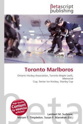 Toronto Marlboros als Buch von