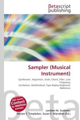 Sampler (Musical Instrument) als Buch von
