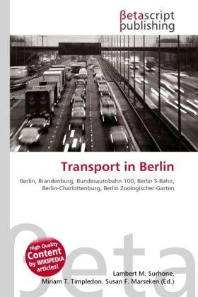 Transport in Berlin als Buch von