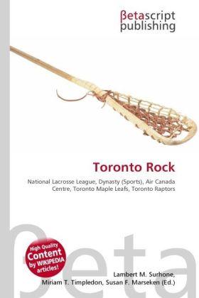 Toronto Rock als Buch von
