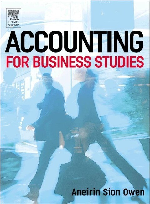 Accounting for Business Studies als Buch