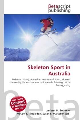 Skeleton Sport in Australia als Buch von