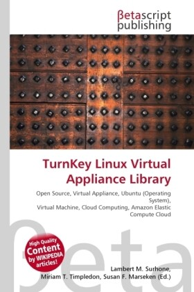 TurnKey Linux Virtual Appliance Library als Buc...
