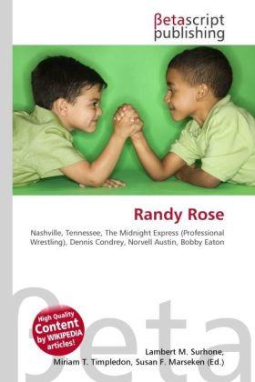 Randy Rose als Buch von