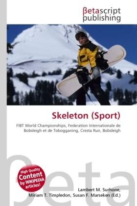 Skeleton (Sport) als Buch von