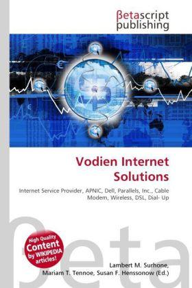 Vodien Internet Solutions als Buch von