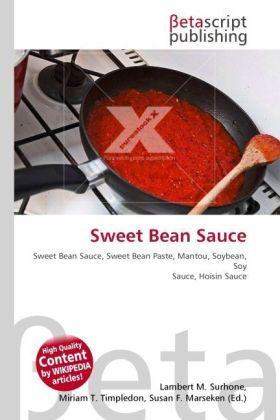 Sweet Bean Sauce als Buch von