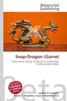 Snap-Dragon (Game) als Buch von