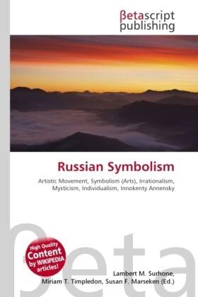 Russian Symbolism als Buch von