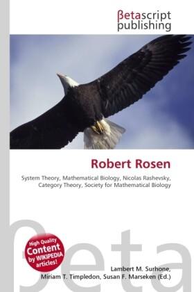 Robert Rosen als Buch von