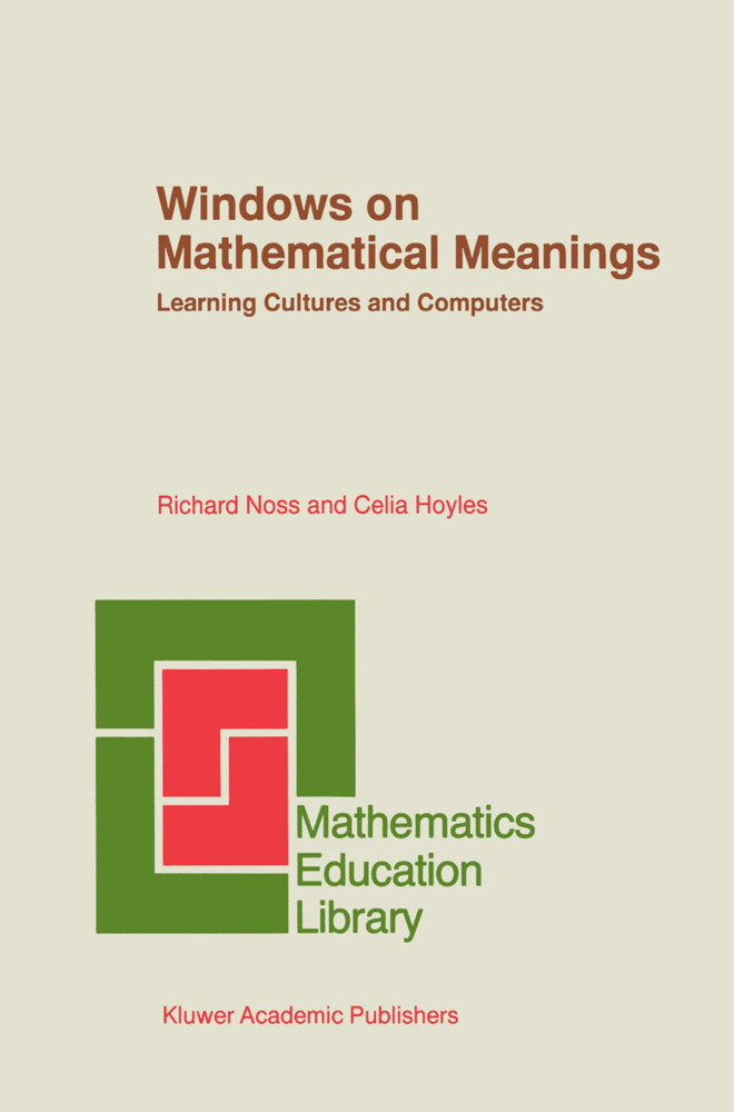 Windows on Mathematical Meanings als Buch