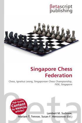 Singapore Chess Federation als Buch von