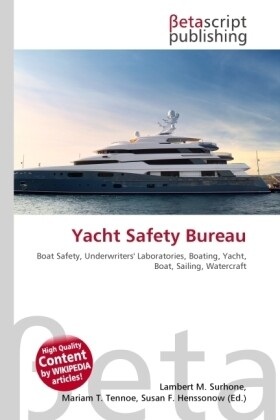 Yacht Safety Bureau als Buch von