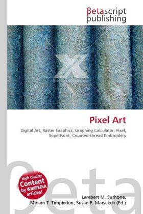Pixel Art als Buch von