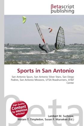 Sports in San Antonio als Buch von