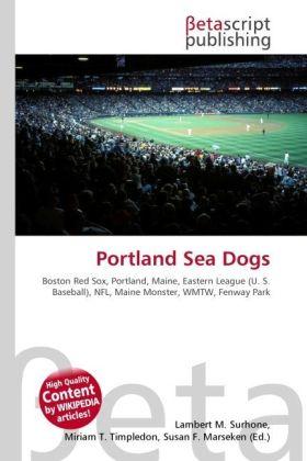 Portland Sea Dogs als Buch von