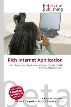 Rich Internet Application als Buch von