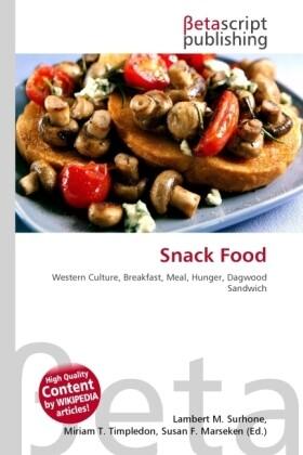 Snack Food als Buch von