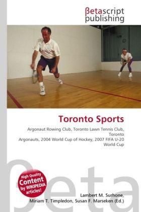 Toronto Sports als Buch von