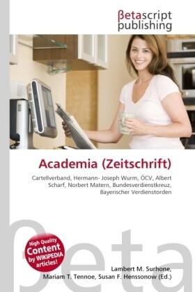 Academia (Zeitschrift) als Buch von