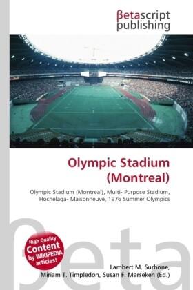 Olympic Stadium (Montreal) als Buch von