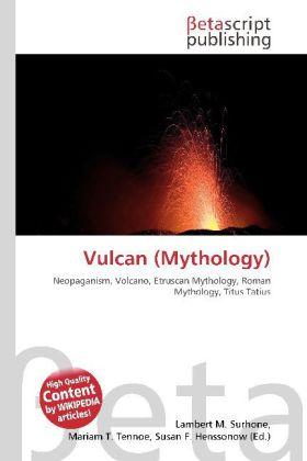Vulcan (Mythology) als Buch von