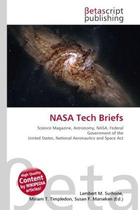 NASA Tech Briefs als Buch von