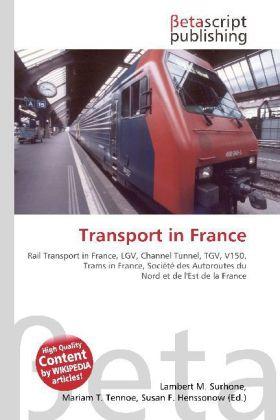 Transport in France als Buch von