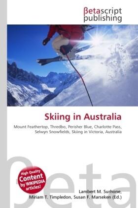 Skiing in Australia als Buch von