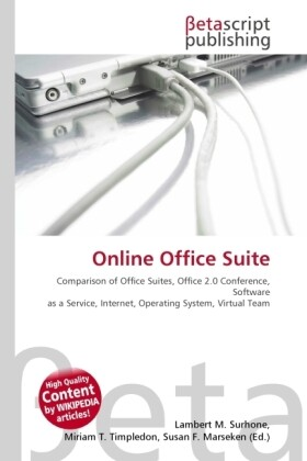 Online Office Suite als Buch von