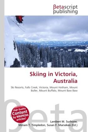 Skiing in Victoria, Australia als Buch von
