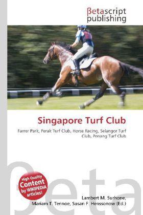 Singapore Turf Club als Buch von