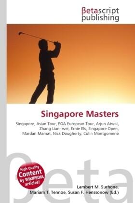 Singapore Masters als Buch von
