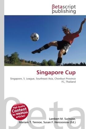 Singapore Cup als Buch von