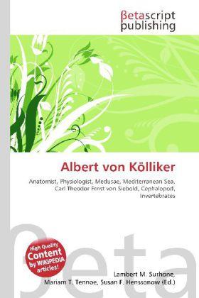 Albert von Kölliker als Buch von