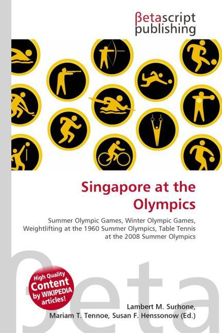 Singapore at the Olympics als Buch von