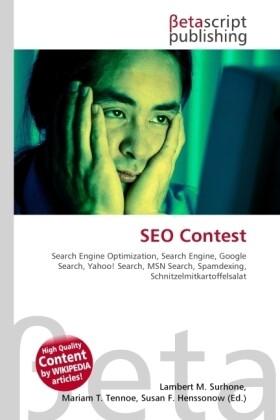 SEO Contest als Buch von