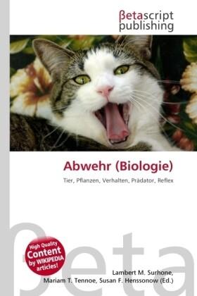 Abwehr (Biologie) als Buch von