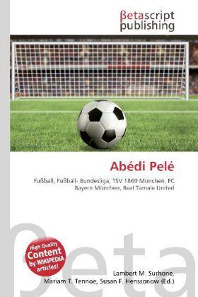 Abédi Pelé als Buch von