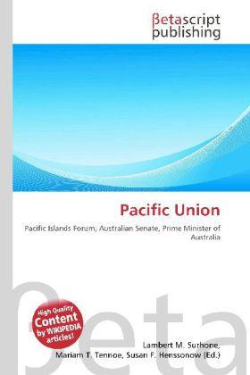 Pacific Union als Buch von