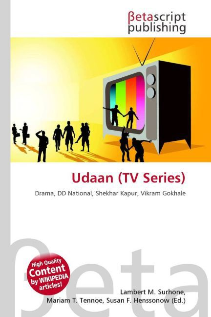 Udaan (TV Series) als Buch von