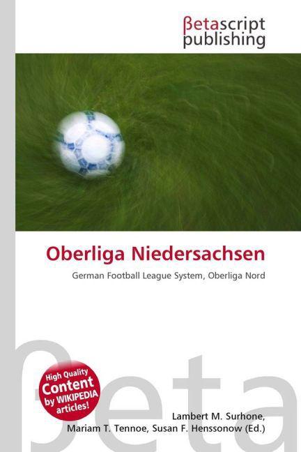 Oberliga Niedersachsen als Buch von