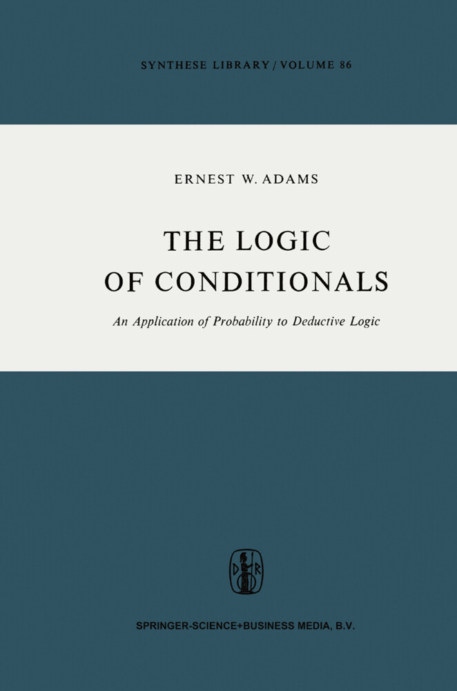 The Logic of Conditionals als Buch