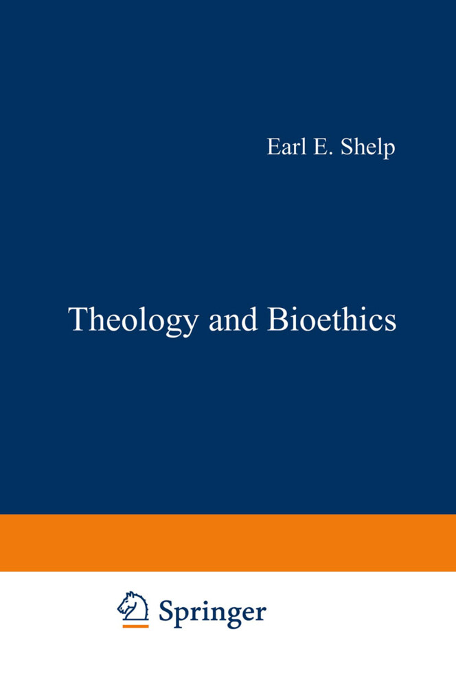 Theology and Bioethics als Buch